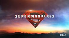 Possível title card de Superman & Lois