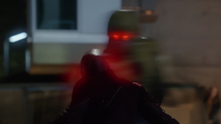 The Reverse-Flash beats the Flash