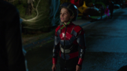 Young Ray Palmer in ATOM costume