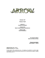 Arrow script title page - Muse of Fire.png