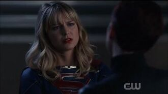 Supergirl 5x08 Kara and Alex talks about Lena The Wrath of Rama Khan
