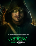 Arrow promo - One more will discover who hides under the hood