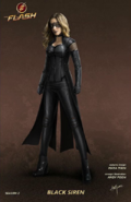 Black Siren concept artwork