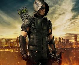Arrow-Green
