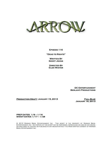 File:Arrow script title page - Dead to Rights.png