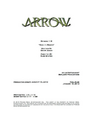 Arrow script title page - Dead to Rights.png