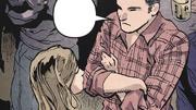 Laurel i Tommy kłócą się w barze