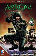Arrow capítulo 2 portada digital