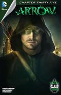 Arrow capítulo 35 portada digital