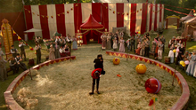 P.T. Barnum's circus