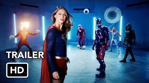 Superhero Fight Club 2.0 Trailer - Arrow, The Flash, Supergirl, DC's Legends of Tomorrow (HD)
