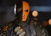 Arrow deathstroke army
