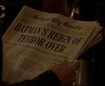 Gotham City Gazette (Earth-99)