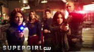 Supergirl Inside Supergirl Resist The CW