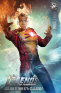 Firestorm DC's Legends of Tomorrow promo