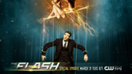 The Flash season 3 poster - Duet