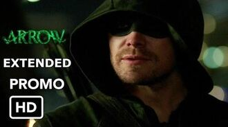 """Arrow 2x22 Extended Promo """"Streets of Fire"""" (HD)"""