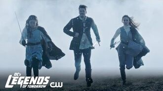 DC's Legends of Tomorrow Miss Time Trailer The CW