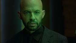 Lex stares at Leviathan's kryptonite