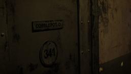 O. Cobblepot cell door