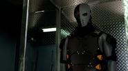 Deathstroke suit prototype