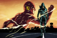 The Arrow and The Flash - Arrowverse Timeline