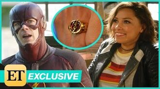 The Flash Season 5 Trailer Barry's Ring, New Nora Details & Big Bad Revealed! (Exclusive)