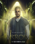 Arrow season 7 poster - Revelation and Repentance
