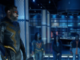 Black Lightning's team (Earth-Prime)