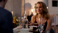 Patty Spivot during her date with Barry Allen