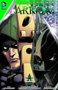 Arrow capítulo 19 portada digital