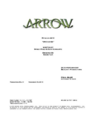 Arrow script title page - Unchained.png