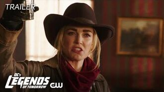 DC's Legends of Tomorrow - The Good, The Bad & The Cuddly Trailer - The CW