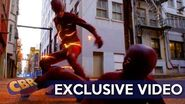 "EXCLUSIVE CLIP ""The Flash"" vs"