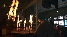 Felix Faust burns Fennel