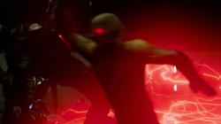 Reverse-Flash kills Eddie's taskforce