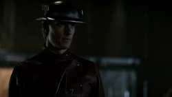 The Flash suit (Jay Garrick)
