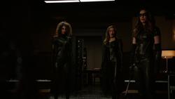 Aviva, Laurel, and Dinah