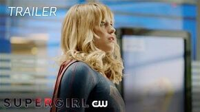 Supergirl She Goes High Season Trailer The CW