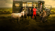 Doom Patrol - bus promotional image
