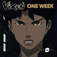 Vixen premieres in one week promo