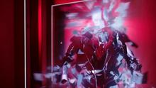 Mirror David is destroyed by Eva