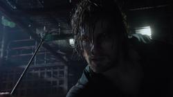 Oliver apuñala a Slade en el ojo