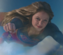Supergirl suit