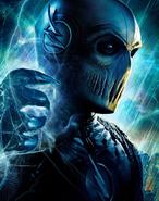 The Flash temporada 2 poster - Zoom