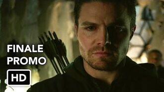 """Arrow 2x23 Promo """"Unthinkable"""" (HD) Season Finale"""