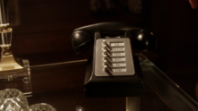 Barry and Iris' telephone