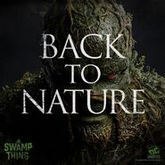 Swamp Thing - Back to Nature