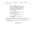 The Fallen script excerpt - page 41