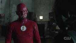 Flash (Oliver) com Arqueiro Verde (Barry)